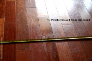 Wood Floor Polish