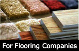 Floorreports for Flooring Company online claim assignments.